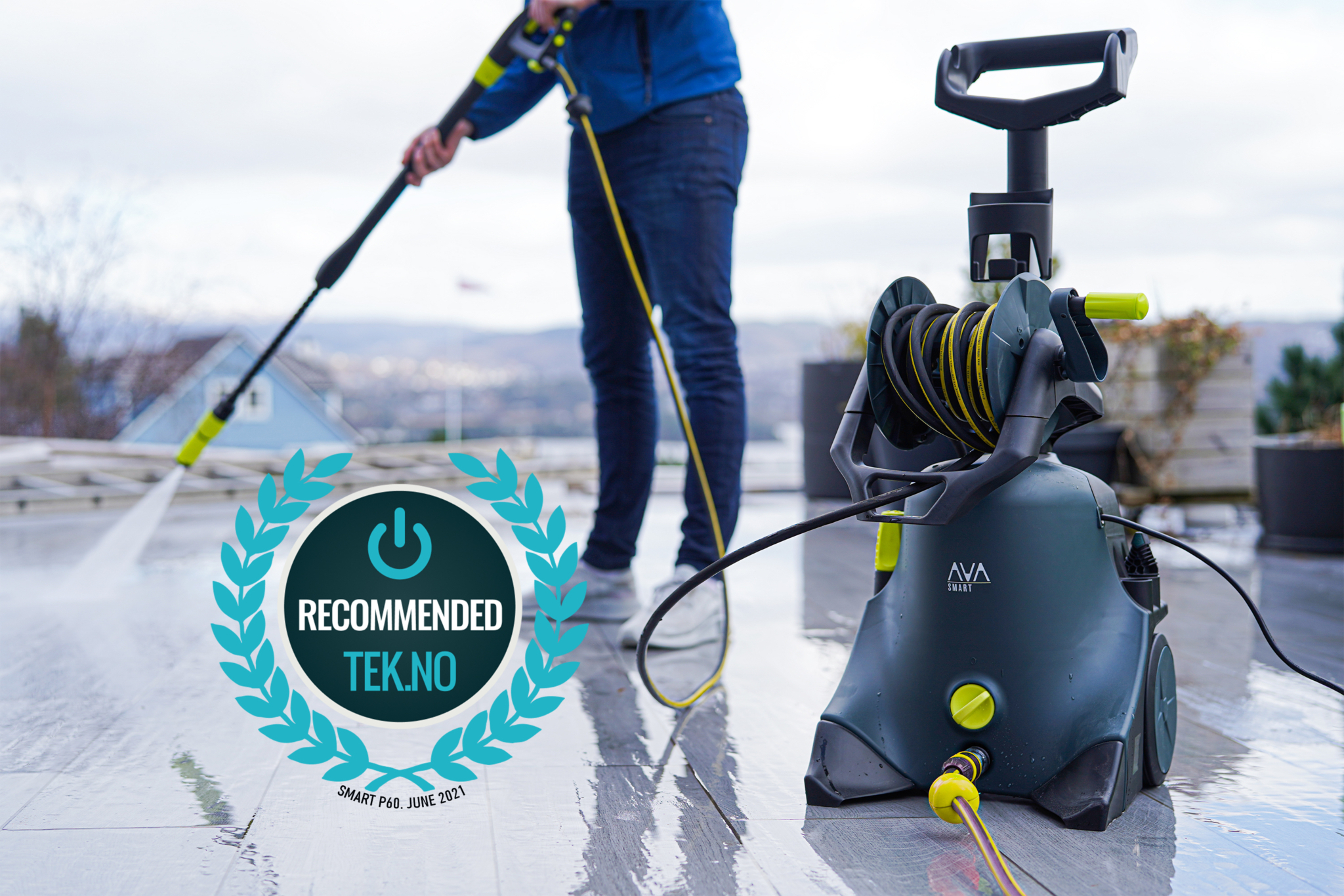 Smart P60 recommended by TEK.no